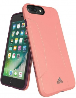 Adidas Solo Cover Hard-Case Tasche Hülle für Apple iPhone 8 Plus 7 Plus 6s Plus