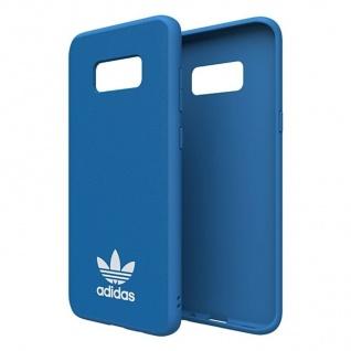 Adidas Cover Hard-Case Tasche Schutz-Hülle Box Schale für Samsung Galaxy S8+