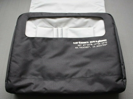 """aha Notebook-Tasche Fog Messenger Bag 15"""" 15, 4"""" 15, 6"""" Laptop Case Schutz-Hülle - Vorschau 2"""