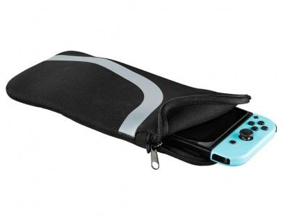 Hama Tasche Sleeve Schutz-Hülle Etui Case Bag für mobile Nintendo Switch Konsole