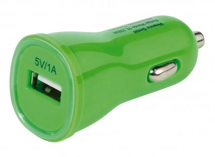 KFZ Lader USB Ladegerät 12V 24V Lade-Adapter für MP4 MP3 Audio-Player Walkman