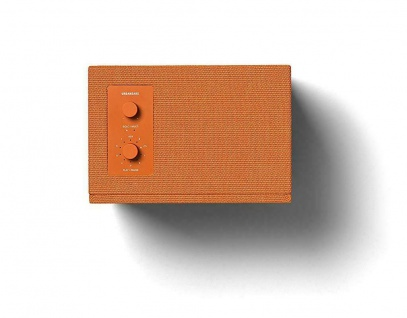 Urbanears Stammen Multi-Room WIFI Lautsprecher Orange WLAN Bluetooth Speaker Box - Vorschau 2