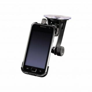 Hama Kfz Handy-Halter Handy-Halterung für Samsung Galaxy S i9000 Smartphone Auto