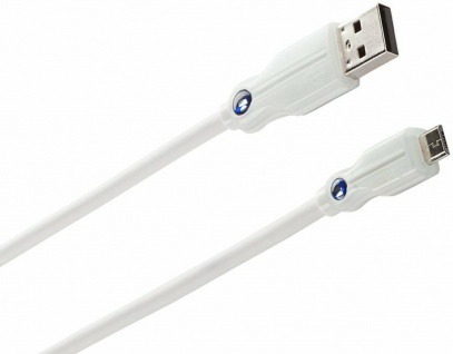 Monster Cable HQ USB-A auf Micro-USB USB-Kabel Adapter Typ B Stecker Ladekabel