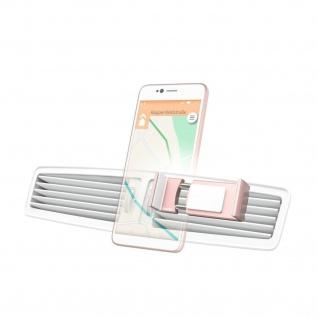 Hama Universal Spann-Halterung Auto Lüftung für Smartphones Handy 6-8cm