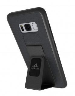 Adidas Grip Case Ständer Hard-Cover Tasche Schutz-Hülle für Samsung Galaxy S8 - Vorschau 4