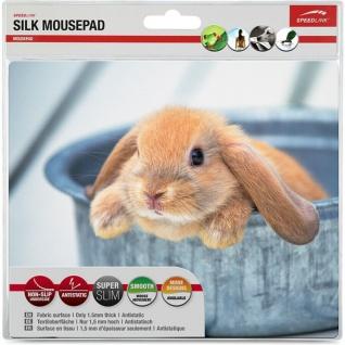 Speedlink SL-6242 Mouse-Pad Rabbit Maus-Pad Baby Hase Hasen für PC Notebook etc - Vorschau 2