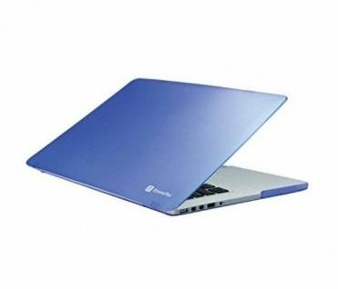 XtremeMac Hard-Case Blau Schutz-Hülle Tasche für Apple MacBook Pro Retina 13