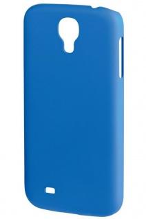 Hama Cover Rubber blau Schutz-Hülle Handy-Tasche Case für Samsung Galaxy S4 S 4