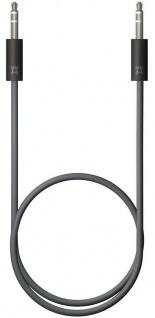 XtremeMac 3, 5mm Klinken-Kabel Klinke-Stecker AUX für iPhone Handy Lautsprecher