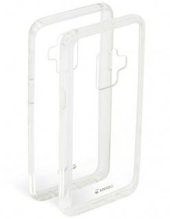 Krusell Cover Hard-Case Schale Hülle Tasche Bumper für Samsung Galaxy A6+ 2018