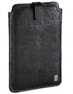 "aha Vintage Leder Tasche Schutz-Hülle Etui Cover für 9, 7"" 10"" 10, 1"" Tablet PC"