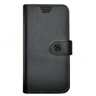 "Celly Wally Universal Smartphone Tasche XL 4, 5"" 4, 7"" 5"" Zoll Case Klapp-Etui Bag"