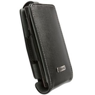 Krusell Orbit Flex Case Clip Leder-Tasche für Nokia X7 X7-00 Etui Flap Bag Hülle