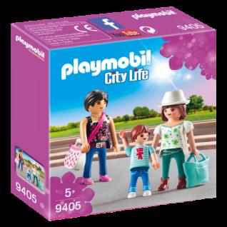 Playmobil 9405 Shopping Girls City Life Shopping Stadtbummel Einkaufen Figuren