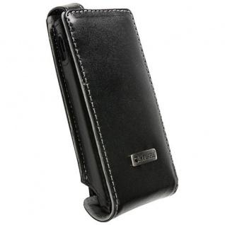 Krusell Flip Handy-Tasche für Sony Ericsson Xperia U Schutz-Hülle Klapp-Tasche