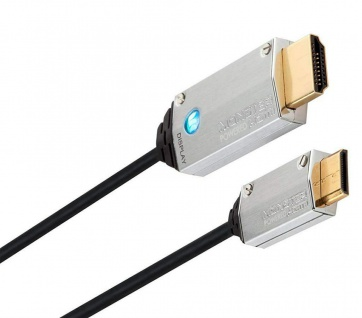 Monster Cable HQ Mini-HDMI Apdapter-Kabel Ethernet für Handy Tablet Kamera GoPro