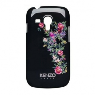 Kenzo Hard-Case Exotic Cover Schutz-Hülle Bumper für Samsung Galaxy S3 Mini SIII
