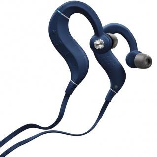 Denon AH-C160W In-Ear Bluetooth Headset Blau Trail Ohrhörer BT Sport-Kopfhörer