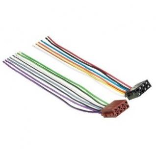 Hama KFZ ISO-Adapter Auto-Radio ISO-Stecker Anschluss-Kabel Strom ...