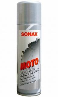 Sonax Helm-Reiniger Reinigung Motorrad-Helm Fahrradhelm Polster Bänke Spray