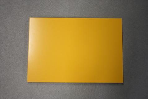 USM Haller Ersatzteil Tablar Blech Regal-Boden 50x35 0, 50 0, 35 gelb - Vorschau