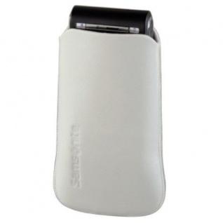 Samsonite MP3 Leder-Tasche Etui für Philips Go-Gear Mini Tablet PC Conect 3 Case