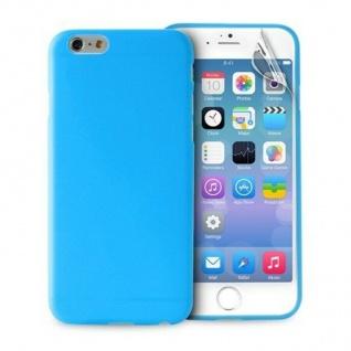 Puro Ultra Slim 0.3 Cover TPU Case Schutz-Hülle für Apple iPhone 6 Plus 6s Plus