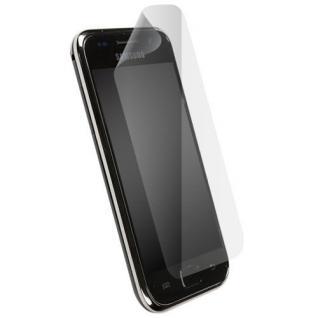 Krusell DELUXE Display Schutz Folie Schutzfolie für Samsung Galaxy S /S Plus