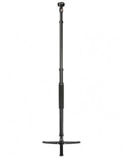 Hama Monostand Smooth 155 Click mit Standspinne Kamera-Stativ Monopod Stand