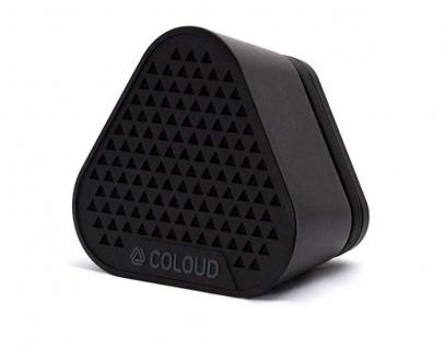 COLOUD Mini Lautsprecher Bang Black Portable Aktiv Speaker Box 3, 5mm Klinke