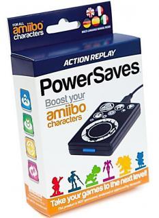 Datel PC Action Replay amiibo PowerSaves für Nintendo Wii-U 3DS 2DS amiibo-Figur