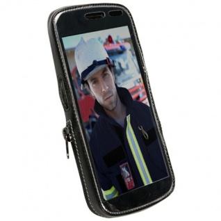 Krusell Case Clip Leder-Tasche Cover Hülle Etui für Samsung Galaxy Nexus i9250