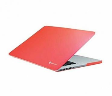XtremeMac Hard-Case Rot Schutz-Hülle Tasche für Apple MacBook Pro Retina 13
