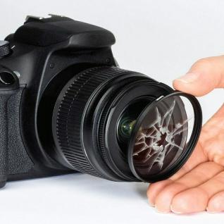 Hama Skylight-Filter 58mm Sky-Filter für Digital Foto DSLR DSLM Kamera Camcorder - Vorschau 3