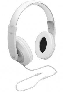 Colorblock Omega Headphone On-Ear Kopfhörer Mikrofon 3, 5mm Klinke Headset Handy