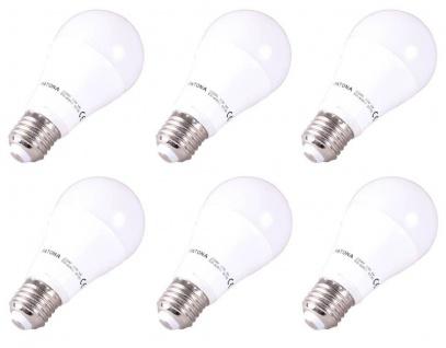 6x Patona LED-Lampe Glüh-Birne E27 13W / 120W Warm-Weiß 1300 Lumen Leuchtmittel