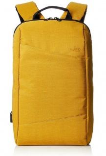 """Puro Backpack Byday Rucksack mit USB-Port für Notebook / MacBook 15"""" 15, 4"""" 15, 6"""