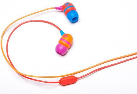 Aerial7 Sumo Graffiti InEar Headset Mikrofon 3, 5mm Klinke Kopfhörer Handy MP3