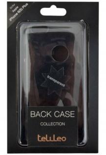 Telileo Back-Cover Tasche Schutz-Hülle Case für Apple iPhone 6 Plus 6s Plus