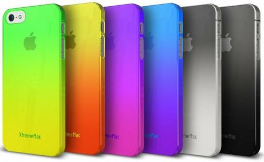 XtremeMac Cover Schale Schutz-Hülle Hard-Case Tasche für Apple iPhone SE 5S 5