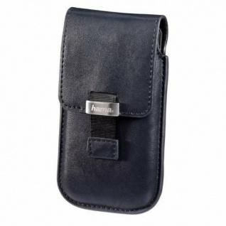 Hama Lift-On Leder Handy-Tasche Gr. L Köcher-Tasche Schutz-Hülle Case Etui Bag