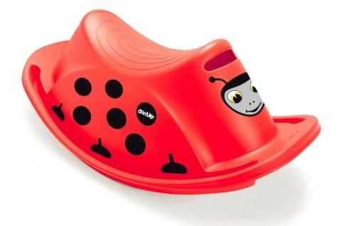 Dantoy Kinder-Schaukel Schaukel-Tier Wippe Spielzeug Schaukel-Pferd Marinenkäfer