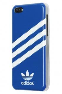 Adidas Cover Hard-Case Tasche Schutz-Hülle Box Schale Etui für Apple iPhone 5C