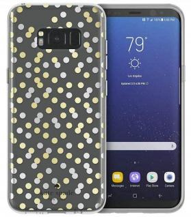 Kate Spade New York Confetti Cover Case Hülle Bag für Samsung Galaxy S8 Plus S8+