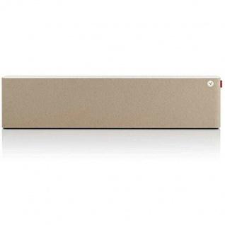 Libratone Lautsprecher Lounge Beige 360° Sound Wireless Speaker Soundbar DLAN ..