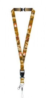 J-Straps LANYARD SCHLÜSSELBAND The Simpsons Bart Camo