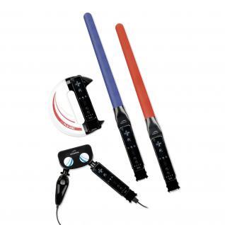 Beach Fun Kit Plus für Nintendo Wii Sports Resort Fly-Disk Jetboot Schwerter
