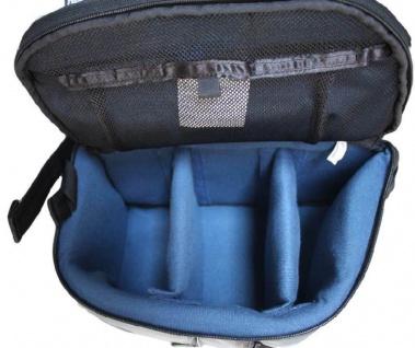Hama Kamera-Rucksack Tasche Case für Canon EOS 2000D 4000D 800D 200D 80D 77D 6D - Vorschau 2