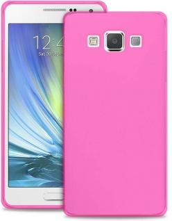 Puro Ultra Slim 0.3mm Cover TPU Case Schutz-Hülle Schale für Samsung Galaxy A7
